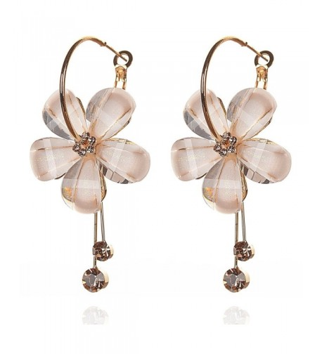 Crunchy Fashion Stylish Dangle Earrings
