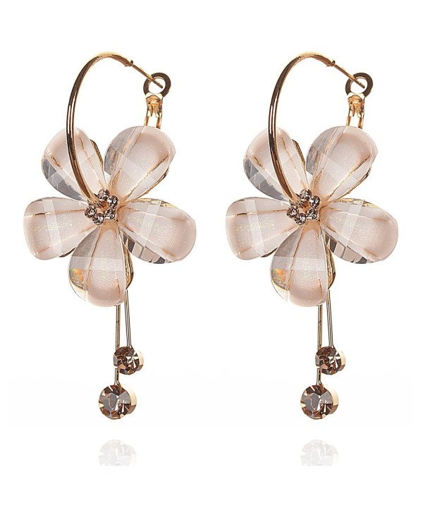 Crunchy Fashion Stylish Dangle Earrings