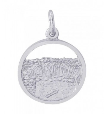 Rembrandt Charms Niagara Sterling Silver