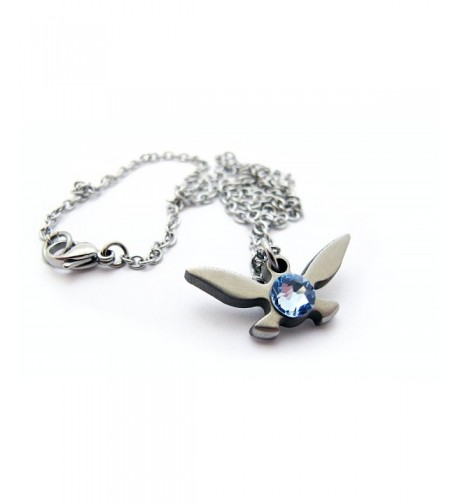 Zelda Navi Necklace Original Handmade
