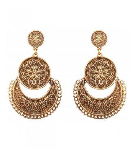 Touchstone Bohemian Bollywood Chandbali chandelier