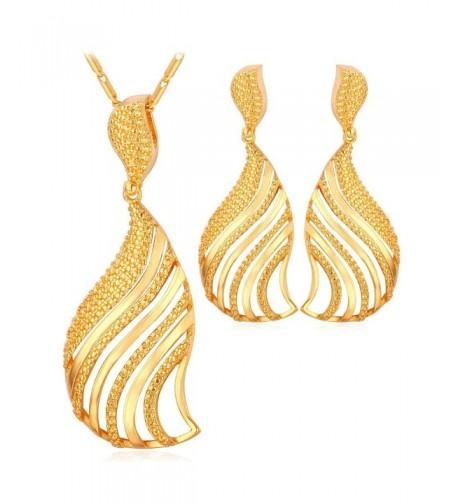 U7 Fashion Pendant Earrings Statement