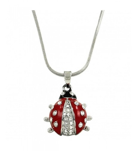 DianaL Boutique Silvertone Adorable Necklace