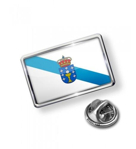 Pin Galicia Flag region NEONBLOND
