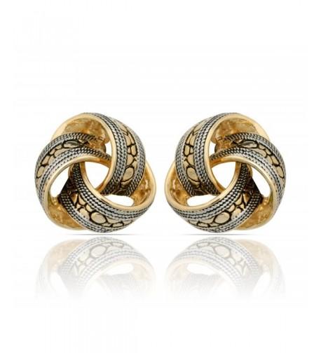 JanKuo Jewelry Antique Style Earrings