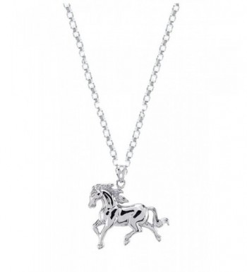 Sterling Silver Necklace Pendant Jewelry