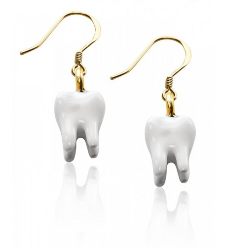 Whimsical Gifts Dental Charm Earrings