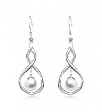 YFN Infinity Jewelry Earrings Fishhook