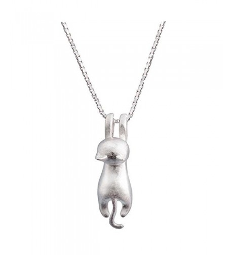 Cute Animals Club Hanging Necklace
