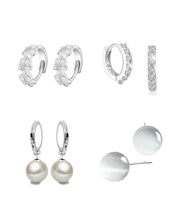 Earring Fashion Earrings Jewelry Silver 1