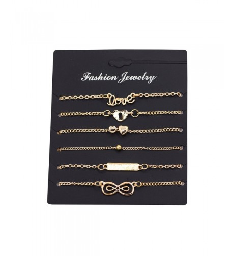 Sundear Vintage Bracelets Infiniti Bracelet