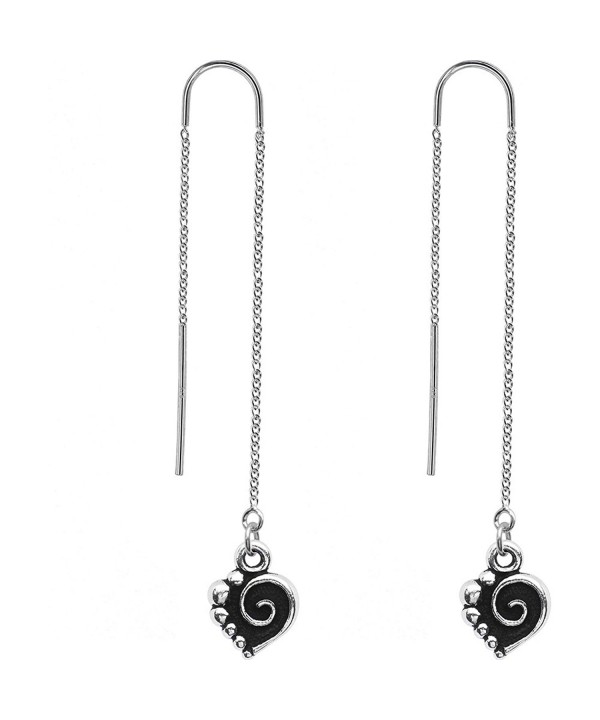 Body Candy Handcrafted Threader Earrings