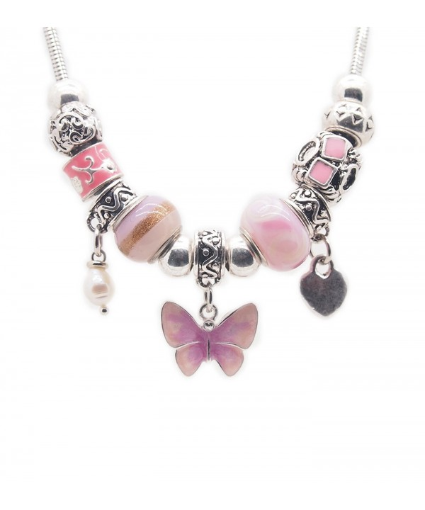 Fashion Stainless Butterfly Jewelry Necklace