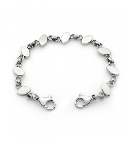 Ladies Medical Stainless Replacement Bracelet