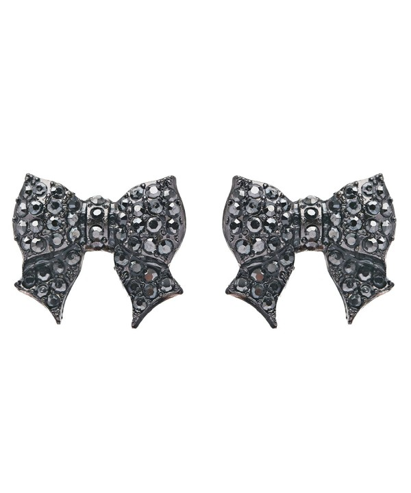 Gorgeous Fashion Crystal Rhinestone Earrings
