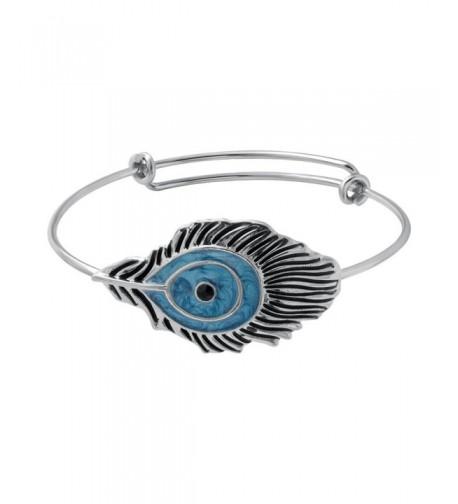 SENFAI Feathers Expandable Adjustable Jewellery
