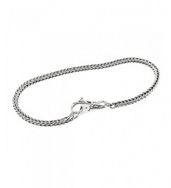 SilveRado FTB001 18 Sterling Silver Bracelet