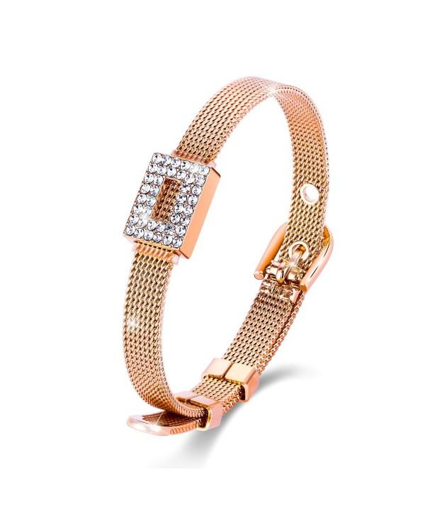 Menton Ezil Milanese Swarovski Bracelets