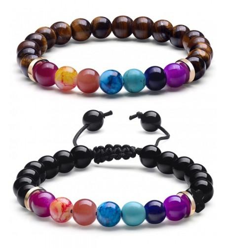 Meditation Bracelets Prayer Chakra Natural