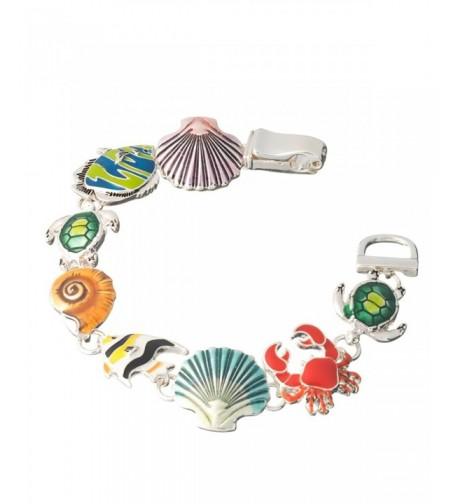 Turtle Dollar Dolphin Magnetic Bracelet