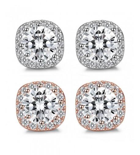 ORAZIO Earrings Womens Piercings Zirconia