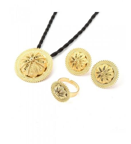 Habesha Jewelry Ethiopian Wedding Gold