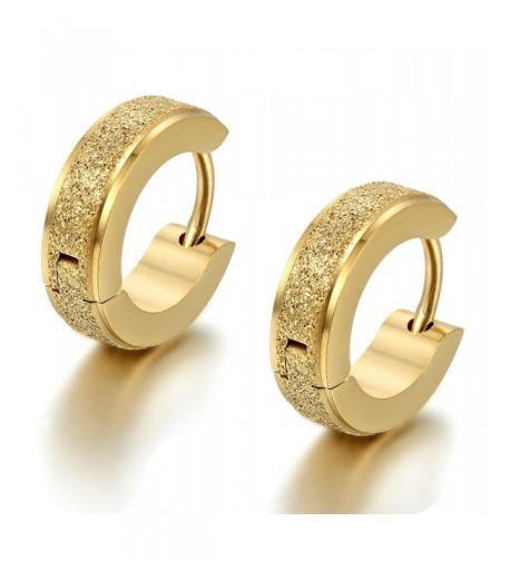 Flongo Stainless Earrings Christmas Valentine