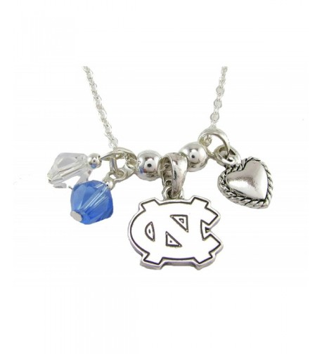 Carolina Austrian Crystal Silver Necklace
