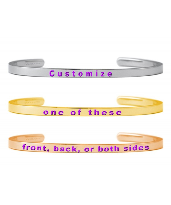 PERSONALIZE YOUR MANTRA PHRASE Dolceoro