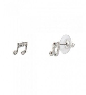 Lux Accessories Womens Eighth Earrings
