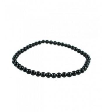 Power Mini Black Agate Bracelet