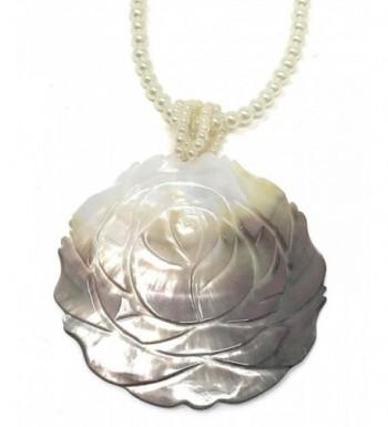 Mother Bohemian Pendant Imitation Necklace