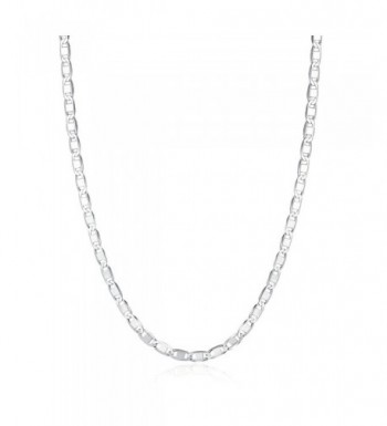 925 Sterling Silver Mariner Chain