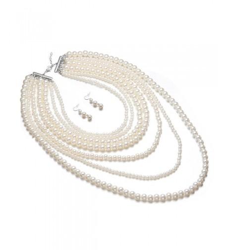 Yuhuan Fashion Jewelry Statement Necklace