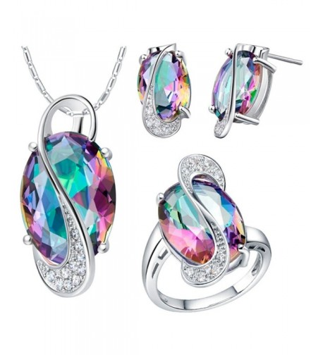 Pieces Platinum plated Jewelry Crystal Elements