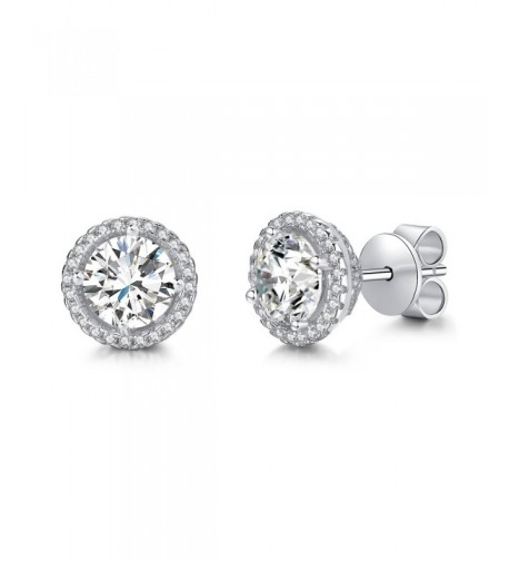 Sterling Solitaire Zirconia Its circle