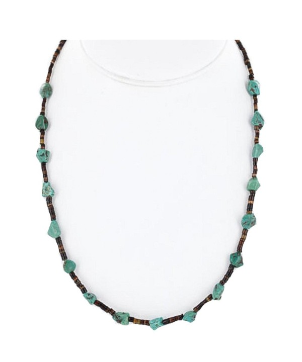 Authentic Charlene Turquoise American Necklace