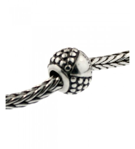 Authentic Trollbeads Sterling 11252 Etruscan