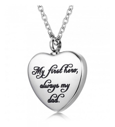 Udalyn Cremation Necklace Keepsake Memorial