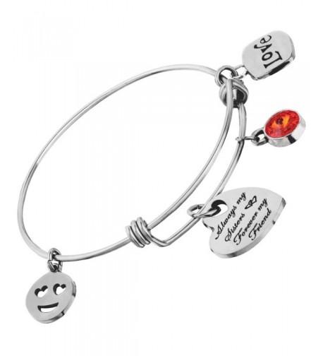 Bracelet Friendship Always My Sisters