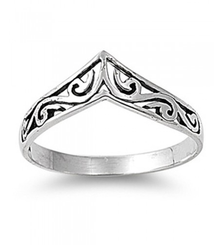 Sterling Silver Womens Celtic Promise