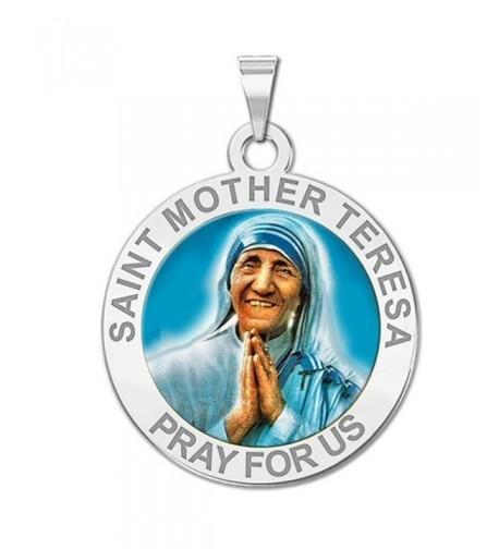 Saint Mother Teresa Religious Medal