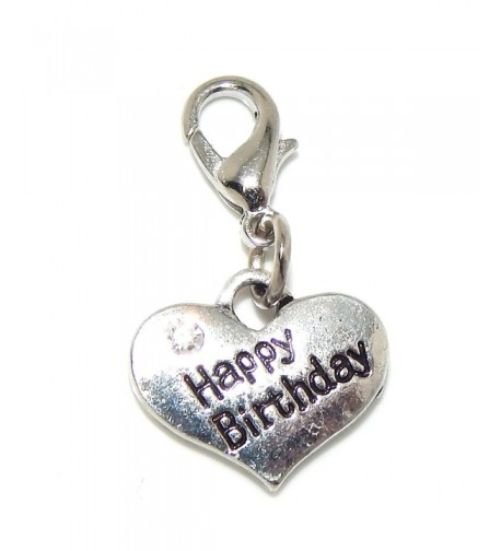 Pro Jewelry Birthday Crystal Dangling