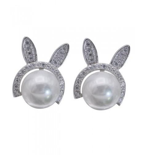 Helen Lete Shining Sterling Earrings