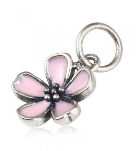 Choruslove Cherry Pendant European Bracelet