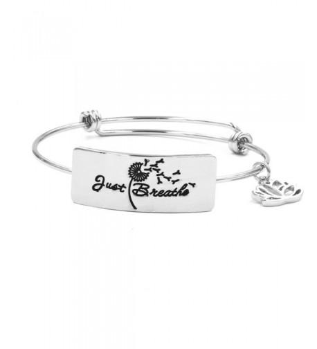 Expandable Bracelet Breathe Jewelry Jewellery