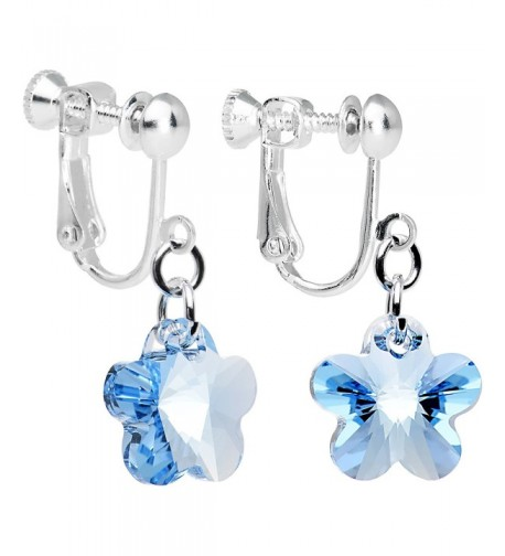 Body Candy Handcrafted Earrings Swarovski