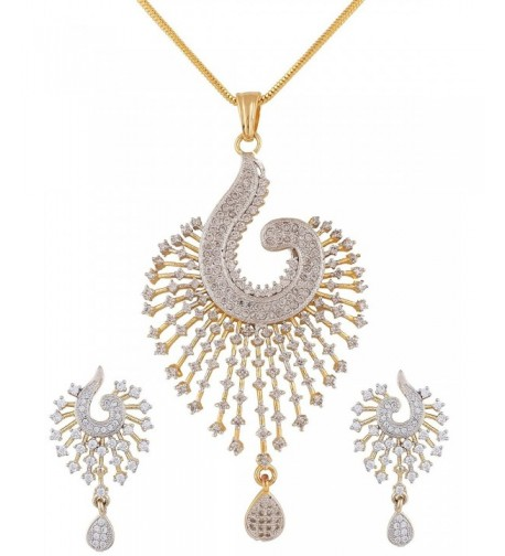 Ananth Jewels Peacock Fashion Earrings