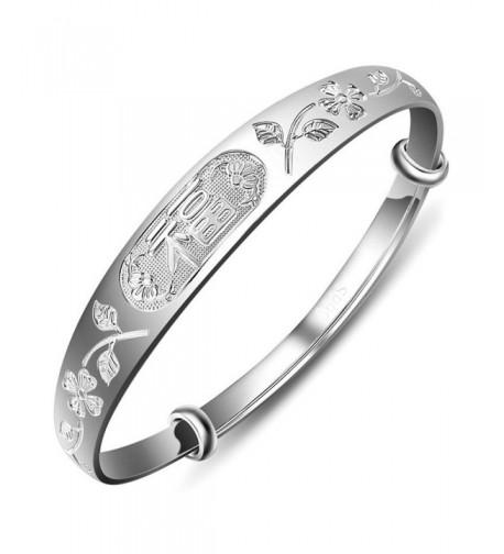 Merdia Womens Sterling Bracelet Wedding