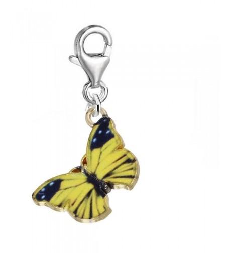 Butterfly Charm Pendant Bracelets Necklaces